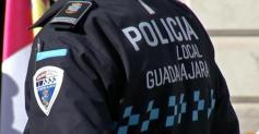 Detenido en Guadalajara tras una fuerte discusión con su pareja, a la que echó de su casa junto a su hijo