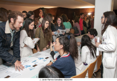Más de un centenar de futuros residentes asisten a la Jornada de Puertas Abiertas sobre las especialidades del Área de Guadalajara