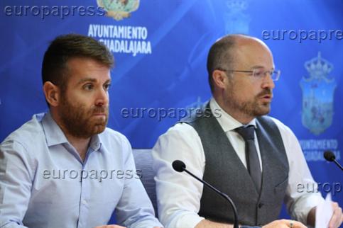 Ciudadanos presentará una enmienda a la totalidad a los presupuestos municipales de Guadalajara para 2019