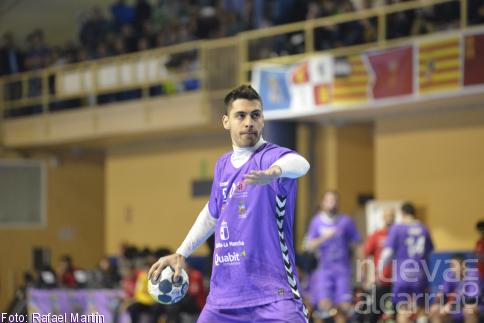 Víctor Montoya regresa al Quabit BM Guadalajara siete meses después