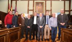 La Diputación colaborará con La Vuelta Ciclista a España que tendrá final de etapa en la capital tras recorrer casi 20 pueblos