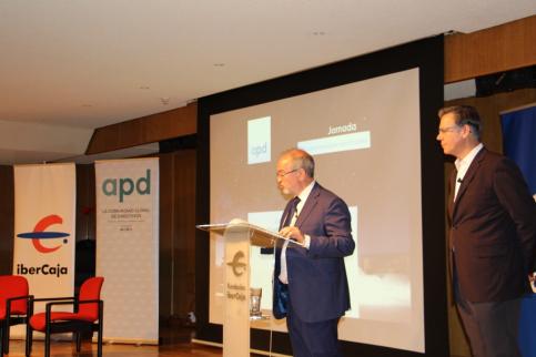 Ibercaja y APD ilustran a directivos cómo las tácticas militares pueden ser de gran ayuda dentro de la empresa