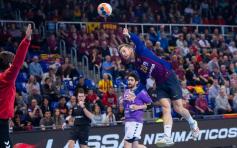 El Quabit Guadalajara cae con honor ante el campeón de Liga, el Barça Lassa