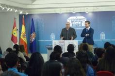 Cerca de un centenar de alumnos participa en la fase provincial del 59º Concurso Nacional de Jóvenes Talentos de la Fundación Coca-Cola