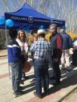 Valmaña recuerda el compromiso del PP con el mundo rural y sus vecinos