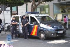 Detenidos en Ciudad Real por conducir con un bebé en el regazo a gran velocidad y agredir después a la Policía