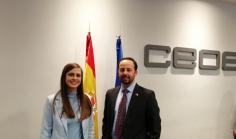 'Guadalajara Empresarial', presente en una comisión con el embajador de los Estados Unidos