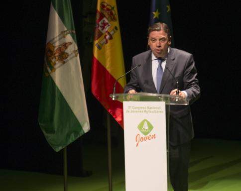 Planas apunta que el futuro del campo español será