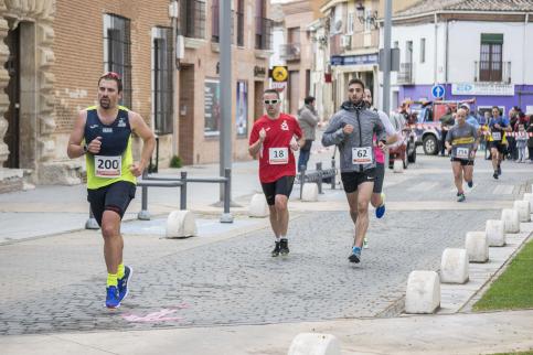 Casi 300 corredores rindieron homenaje en Marchamalo a Antonio Murillo