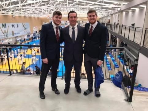 La Escuela Aylu aporta dos nuevos árbitros nacionales de judo