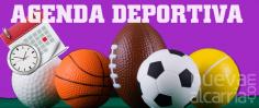 AGENDA DEPORTIVA | Fin de semana 13 y 14 de abril