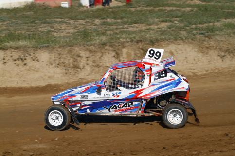 Tommy Pintos logra su primer podio en el Campeonato de España
