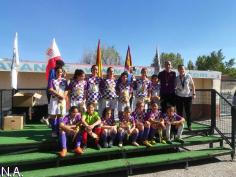 El Atlético Féminas, subcampeón del Torneo Pipe Chico