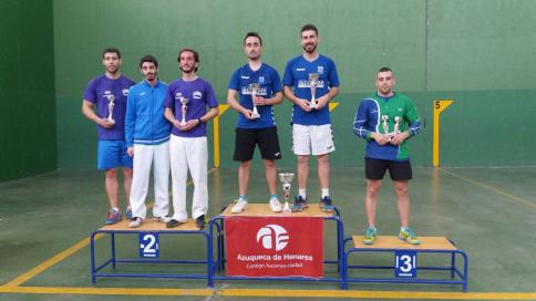 El CD Yunquera, campeón regional en preolímpica