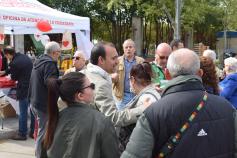 Bellido destaca la buena acogida de la provincia al PSOE y su campaña limpia y propositiva