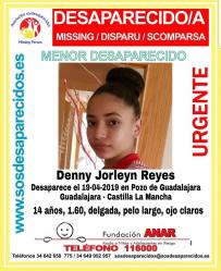 Continua la búsqueda de la joven desparecida, el viernes, en El Pozo de Guadalajara