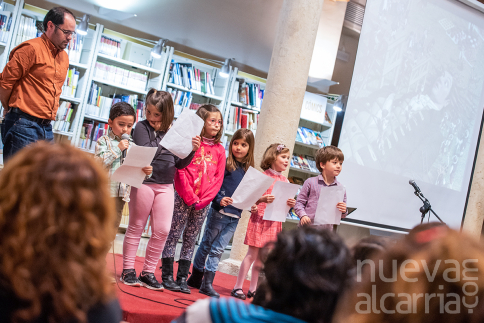 Dávalos acoge la celebración del Día del Libro