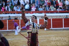 """José María Manzanares: """"Ha sido un toro grandioso, que me ha permitido disfrutar"""""""