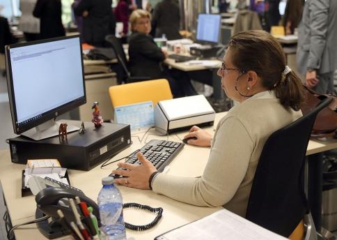 El paro baja en 586 personas en abril en Guadalajara