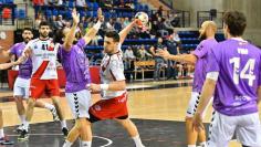 La buena imagen del Quabit BM Guadalajara no basta para vencer en Logroño ante un equipo que estará en Europa
