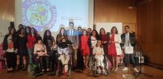 Guadalajara Media, Laura Álvarez, Itziar Abascal, Beatriz Gómez Hermosilla y el Club Boccia Guadalajara, galardonados con los premios Dinámica Mujer 2019