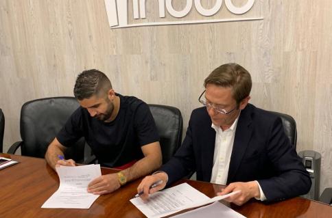 El Quabit incorpora a su nuevo proyecto al portero internacional iraní Saeid Barkhordari