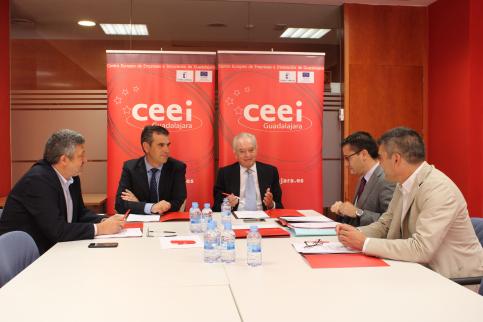EL CEEi de Guadalajara celebra su patronato para analizar las actividades realizadas en los primeros meses de 2019