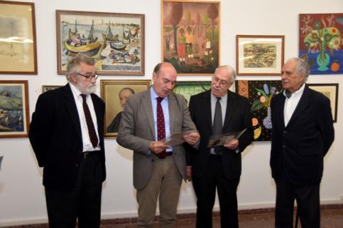 Cela cede a la Diputación los derechos de autor e imagen del Premio Nobel relacionados con el 'Viaje a la Alcarria'