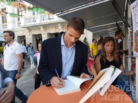 Mi libro 'El honor de Castilla' está ambientada en la Guadalajara renacentista