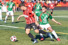 El Azuqueca termina remontando un partido loco en Casas Ibáñez (3-4)