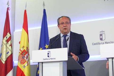 Hacienda certifica que Castilla-La Mancha cumplió los objetivos de déficit