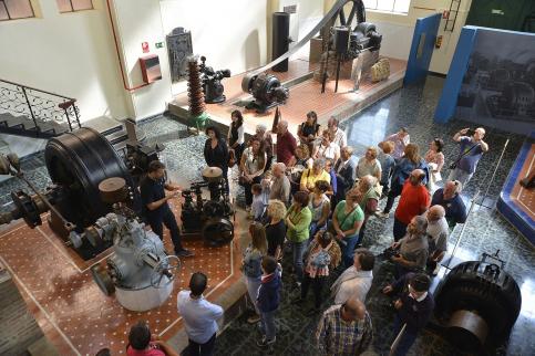 Más de 1.300 personas participan en el programa 'Un museo, un amigo' promovido por la Diputación de Guadalajara
