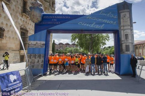 El Reto Cooperativo Viaje a la Alcarria cumple sus objetivos uniendo deporte y amistad
