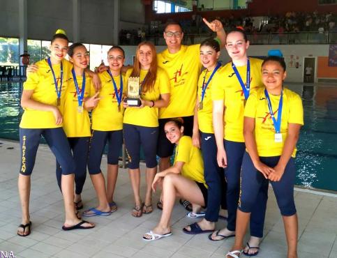 Un oro para el SincroCAN en el Campeonato de Primavera