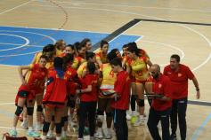 Perú vuelve a ganar a España, esta vez en Guadalajara