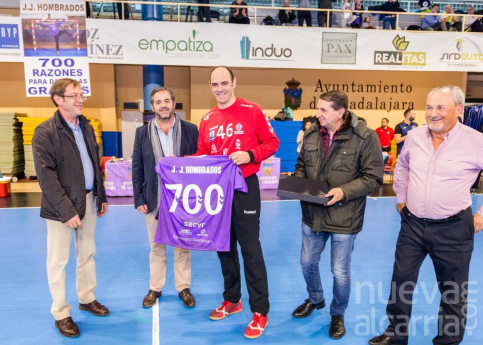 J. Hombrados, Braulio Carlés, la Asociación Vasija o el Dínamo Guadalajara, entre los premiados en el Día de Castilla-La Mancha