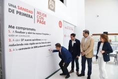 Page pide a los ciudadanos que la vacuna que se pusieron hace cuatro años con el PSOE