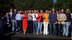 """Carmen Picazo: """"El 26M pido que llenen las urnas de votos naranjas y apuesten por el proyecto de Ciudadanos"""""""
