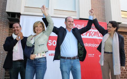 El PSOE pide la confianza de la ciudadanía