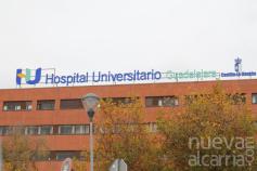 Atracan una casa de apuestas en Guadalajara y una mujer es trasladada al hospital por una crisis de ansiedad