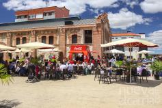 El Mercado de Abastos acoge sus primeras actividades en su explanada exterior