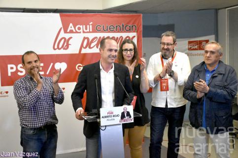 Rojo destaca que el PSOE ha ganado las elecciones e insta a Ciudadanos a decidir si quiere