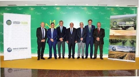 Eurocaja Rural alaba el trabajo de las cooperativas y su influencia para el desarrollo y crecimiento económico de C-LM