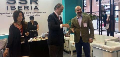 Quabit recibe el premio a la Calidad en la Promoción Inmobiliaria en SIMA