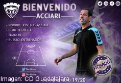 El Depor confirma a Acciari como entrenador del primer equipo