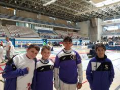 Los benjamines del SAGU, campeones de España