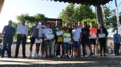 El Ayuntamiento de Alovera reconoce a sus deportistas más destacados