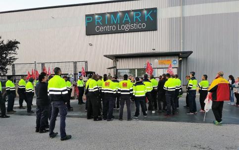 El Comité de Empresa desconvoca la huelga en DHL-Primark Torija a la espera de reunirse este lunes con la dirección