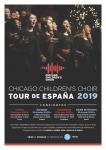 La gira del Chicago Children's Choir recalará en Guadalajara esta semana