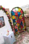 El de la Plazuela del Doncel, mejor Arco de San Juan 2019 en Sigüenza